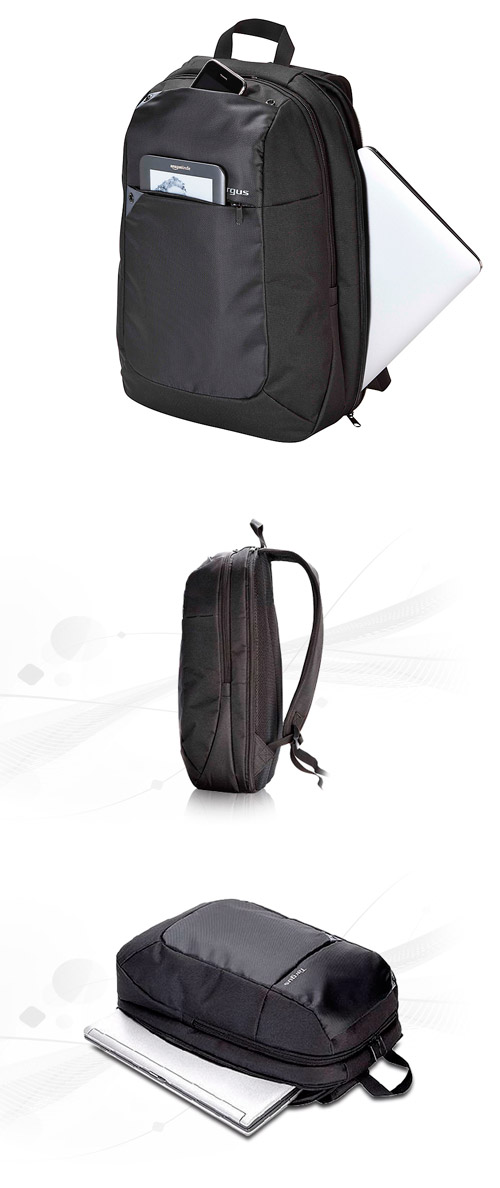 Morral 16 Ultralight Backpack Targus. Mochila ... 5a6a6122935ea