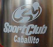 (Art. 5117) Cantimploras Sport Club