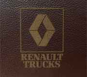 Set de Vino - Renault Trucks